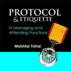 Protocol & Etiquette in Managing and Attending Functions