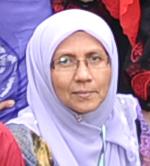 Zainah Hj. Abd. Kadir - Pembantu Tadbir (Kesetiausahaan) (N22)