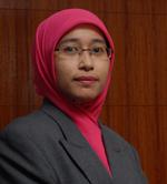 Nor Azila Azmi - Pegawai Penerbitan Kanan (N44)