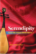 Serendipity: Suite For Chinese Orchestra No.1 - Gisa Jahnichen